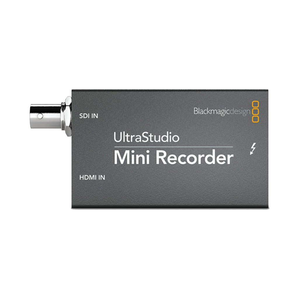 Hire Blackmagic Ultrastudio Mini Recorder In London Shoot Blue