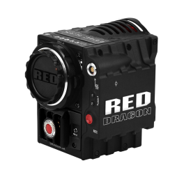 red epic dragon _ shootblue