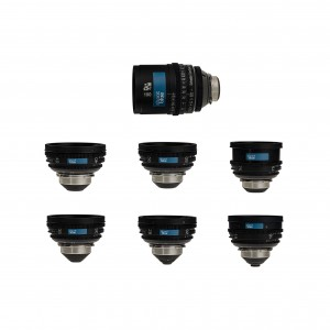 Schneider Cine Xenon Rehoused Lens Set