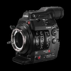 Canon C300 MKII (PL)