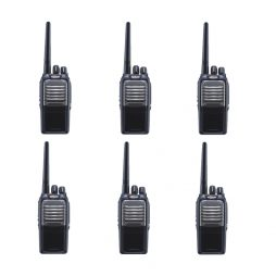 6-Way Walkie Talkie Set
