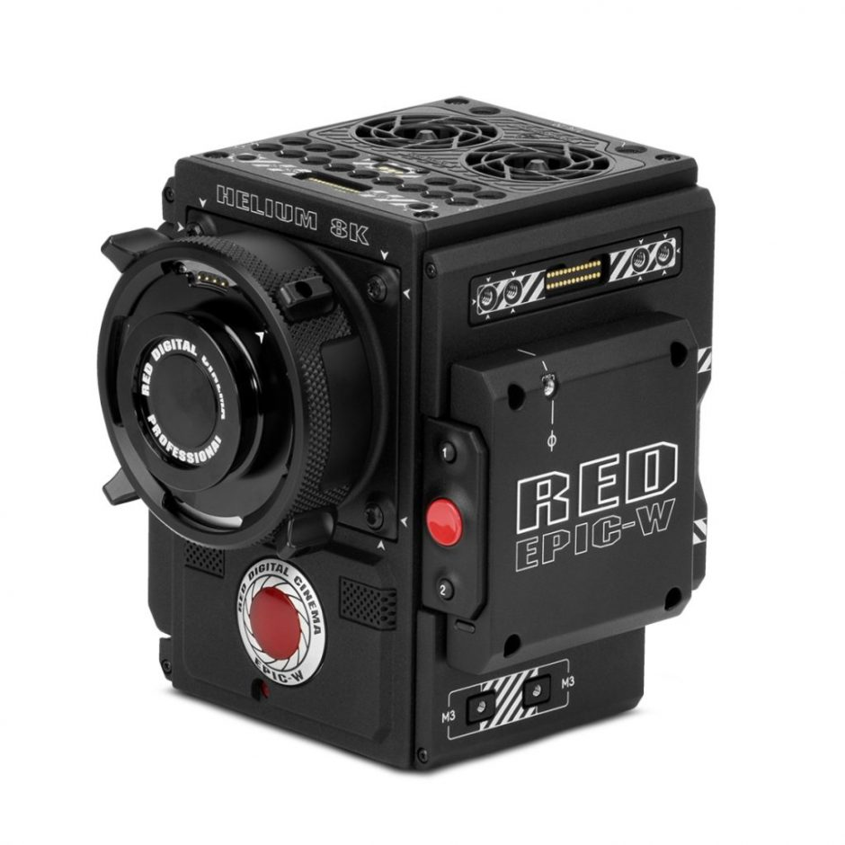 RED Epic-W Helium 8K   Shoot Blue