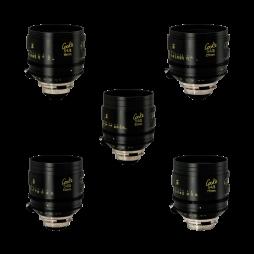Cooke S4i Prime Lens Set