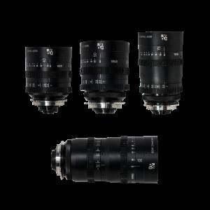 KOWA Anamorphic Lens Set
