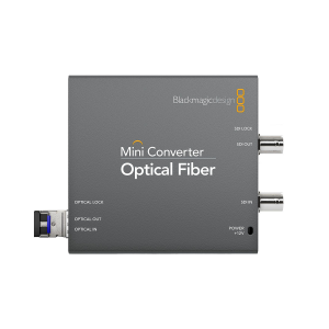 Blackmagic Mini Converter Optical Fibre