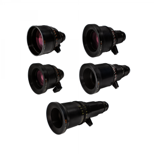 UltraScope Anamorphic Lens Set