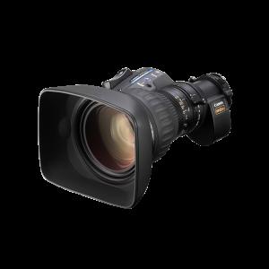 Canon HJ22 7.6-168mm Lens f/1.8