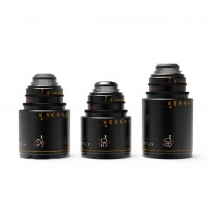 Atlas Orion Anamorphic Lens Set 'B'